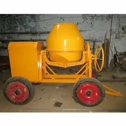 Cement Concrete Mixer Without Hopper