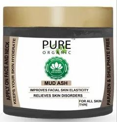 Pure Organic Powder Dead Sea Mud, For Face And Body, Packaging Size: 100 Grams