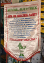 Safety Week Oath Banner