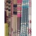 Eyelet Polyester Printed Window Curtain