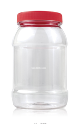 400gm Plastic Jar