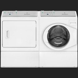Fully Automatic Front Loading Commercial Laundry Washing Machine