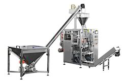 Auger With Full Pneumatic Machine