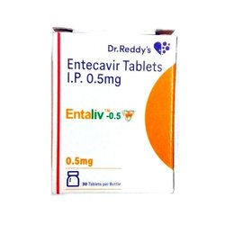 Entaliv 0.5mg Tablet