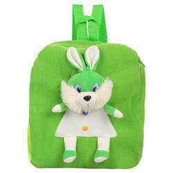 Green Rabbit Kids Bag