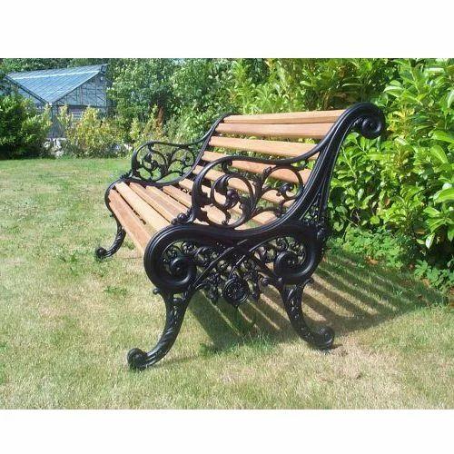 Garden Bench For Parks Metal Garden Bench Manufacturer From Coimbatore