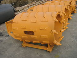 Pile Rig Rock Drilling Bucket