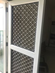 Aluminium Metal Doors