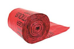 Biohazard Bag On Roll