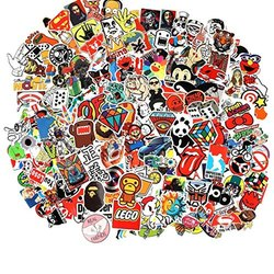 Cartoon PC Sticker