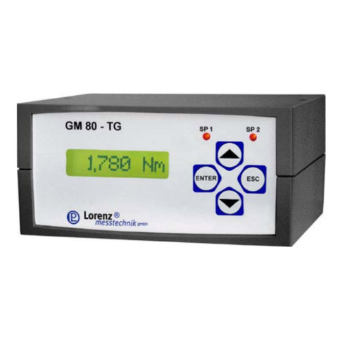 Dc Voltage Measuring Amplifier With Data Logger