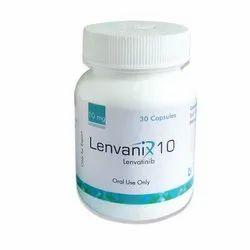 Lenvatinib Lenvanix 10 mg Capsules