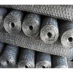 Stainless Steel Hexagonal Wire Netting Chicken Mesh, For Agricultural,Construction, Material Grade: SS304