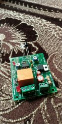 Hand Sanitizer Dispenser PCB With IR Sensor