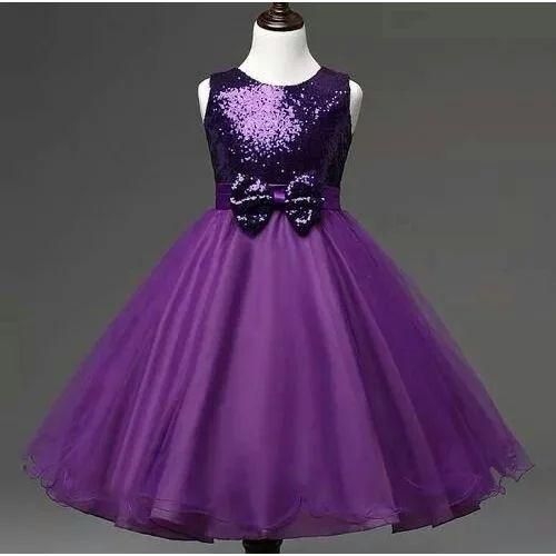 db5431f91 Violet Kids Party Wear Frock