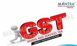 GST Return Filing Consultant