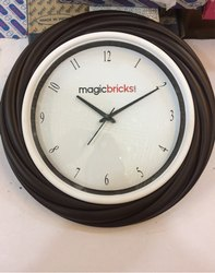 Round Modern Promotional Wall Clock