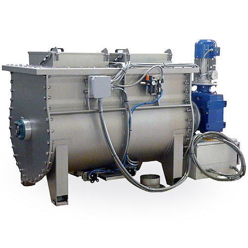 Stainless Steel Batch Mixer, For Industrial, Automation Grade:  Semi-Automatic, | ID: 15270773073