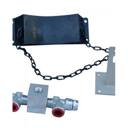 Gas Cylinder Mounting Bracket