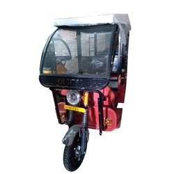 Digital 5 Seater Passenger Electric Rickshaw, Vehicle Capacity: 5 Seater Including Driver