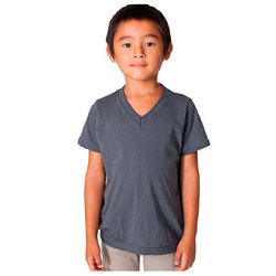 Casual Wear Kids V NeckT Shirt