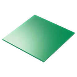 Colored Square Acrylic Sheet