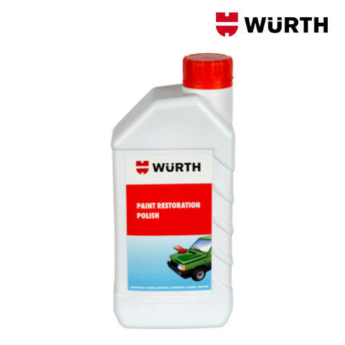 Wurth Paint Restoration Polish Cleaning Liquids Wipes Wurth