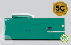 810 KVA CUMMINS Diesel Generator