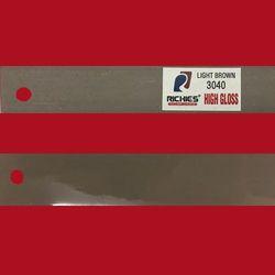 Light Brown High Gloss Edge Band Tape