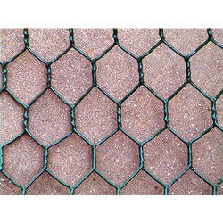 PVC Hexagonal Mesh