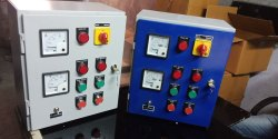 Single Phase Electrical Control Panel, for Commercial