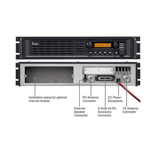 ICOM UR FR6000 | Linkwell Telecom Services | Manufacturer in