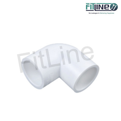 UPVC Elbow 90 Degree, Size: 1/2 inch