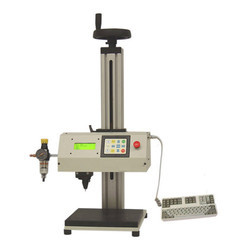 Dot Pin Metal Marking Machine