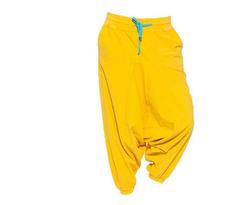 Posh Pants Freesia Yellow Womens Pajama