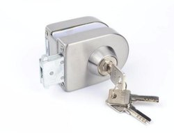 Mini Double Door Lock with Key