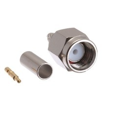 SMA Male Connector  for RG 174 Cable