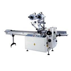Flow Wrap Pouch Packing Machine