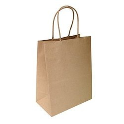 Plain Brown Paper Bag