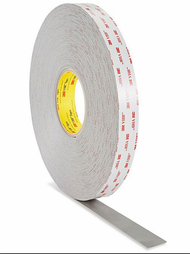 Industrial Grade 12 mm 3M VHB Tape (4941)
