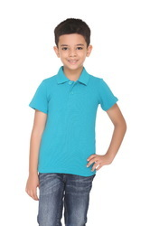 Casual Wear Boys Polo T shirt