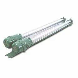 Flameproof Tube Light Fitting