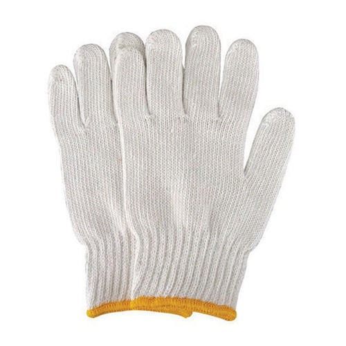 Cotton Knitted Glove