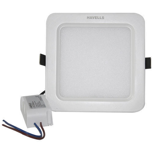 Polycarbonate Havells LED Down Light, 7 W