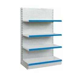 Perforated Display Racks