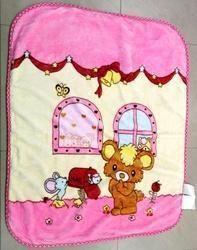 Rose Petal Baby Love Blankets