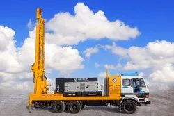 DTH Water Well Drilling Truck Drilling Machines