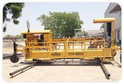 Road Construction Concrete Paver Machine