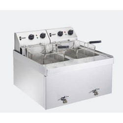 Double Table Top Fryer