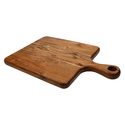 Wooden Chopping Board & Wooden Serving Platter